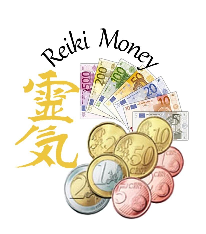 財富/金錢豐盛靈氣證書課程 MONEY REIKI