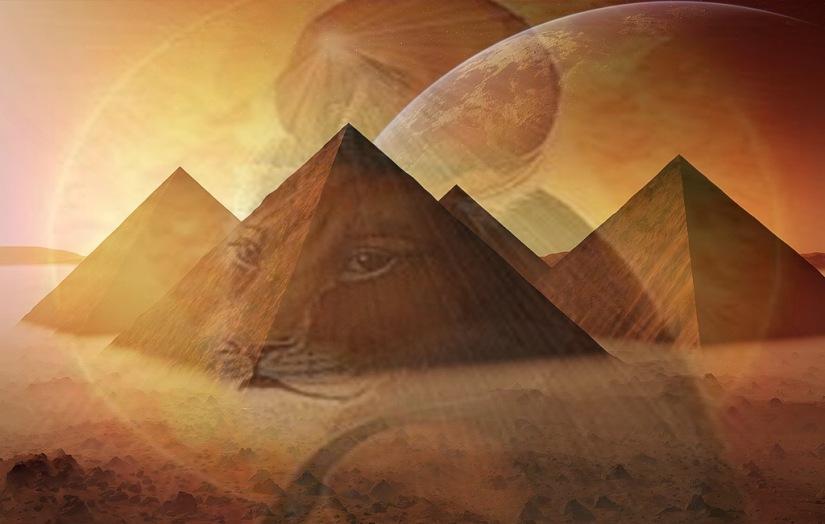 古埃及無尚靈氣證書課程 Living Light EnergySEKHEM®