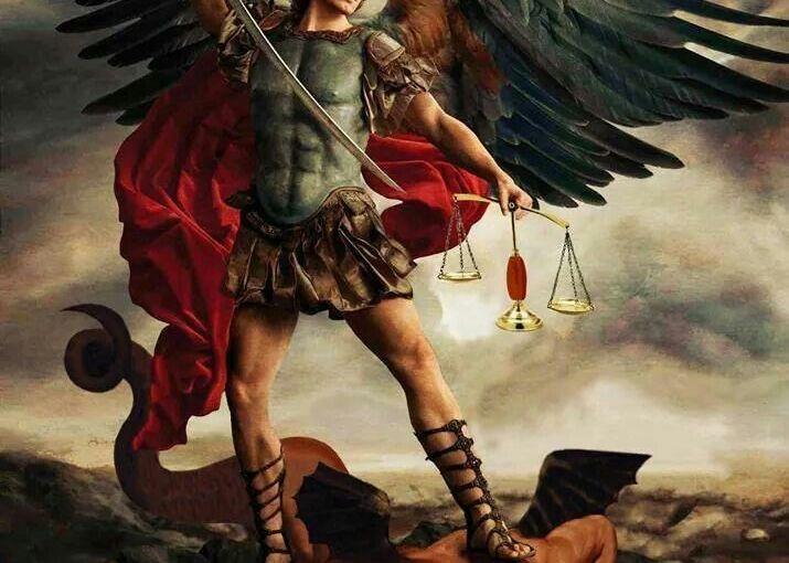 與Archangel Michael的對話(channel bySamanthe)