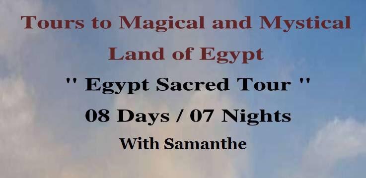 埃及靈性之旅