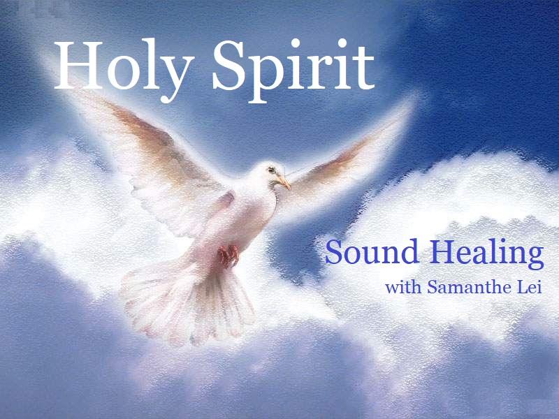 聖靈神聖音頻療癒工作坊